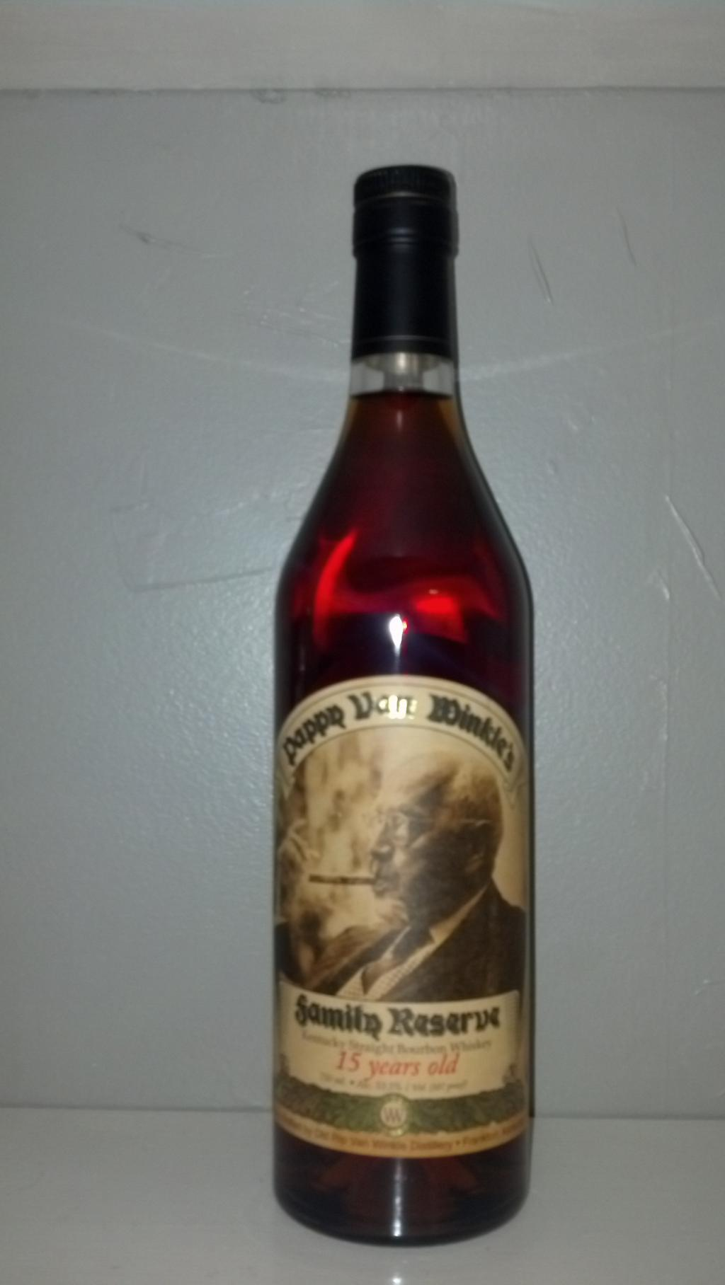 how to get a bottle of pappy van winkle