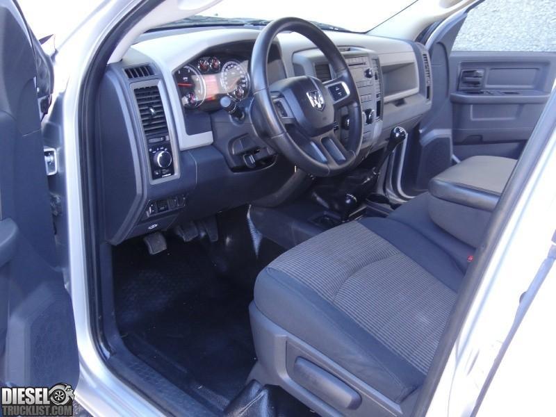 Diesel Truck List - For Sale: 2010 Dodge Ram 3500 4WD Crew Cab SLT ...