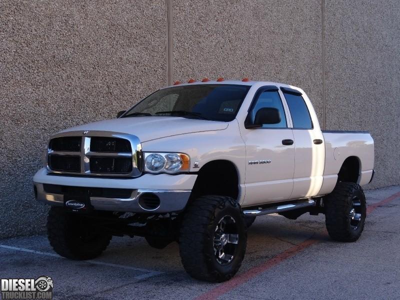 diesel truck list for sale 2003 dodge ram 3500 srw quad. Black Bedroom Furniture Sets. Home Design Ideas
