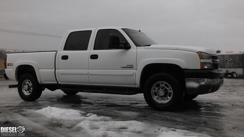 Diesel Truck List For Sale 06 Duramax Lt