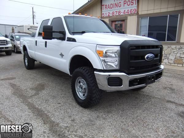 diesel truck list for sale 2011 ford f250 6 7l. Black Bedroom Furniture Sets. Home Design Ideas