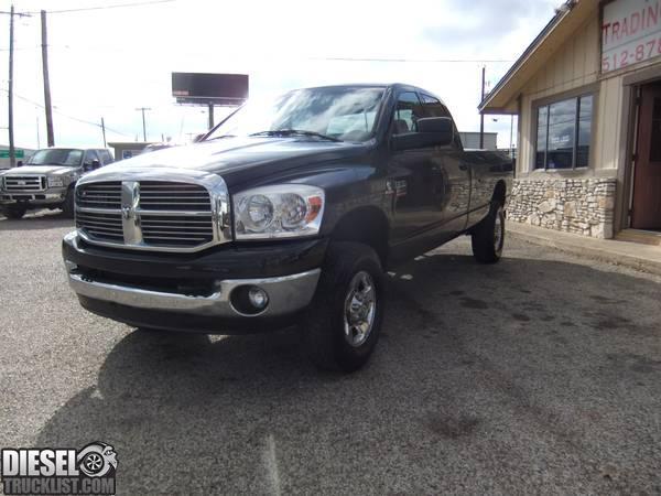 Diesel Truck List For Sale 2009 Dodge 2500 Cummins