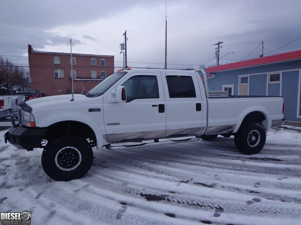 Diesel Truck List For Sale 2004 F350 Crewcab Long Box