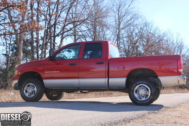 diesel truck list for sale 2003 dodge ram 2500. Black Bedroom Furniture Sets. Home Design Ideas