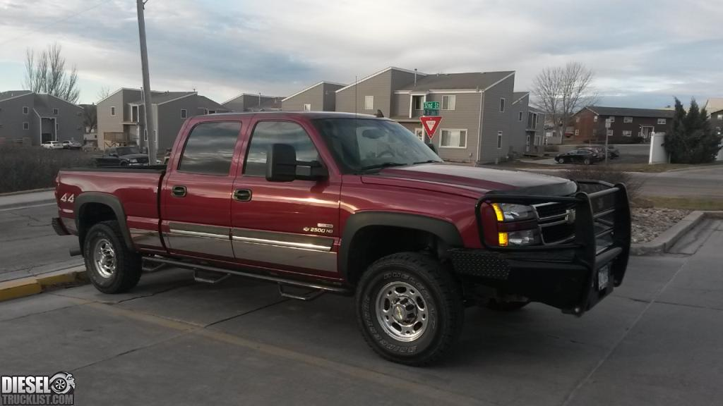 Diesel Truck List - For Sale: 2006 Chevrolet Silverado 2500 lbz