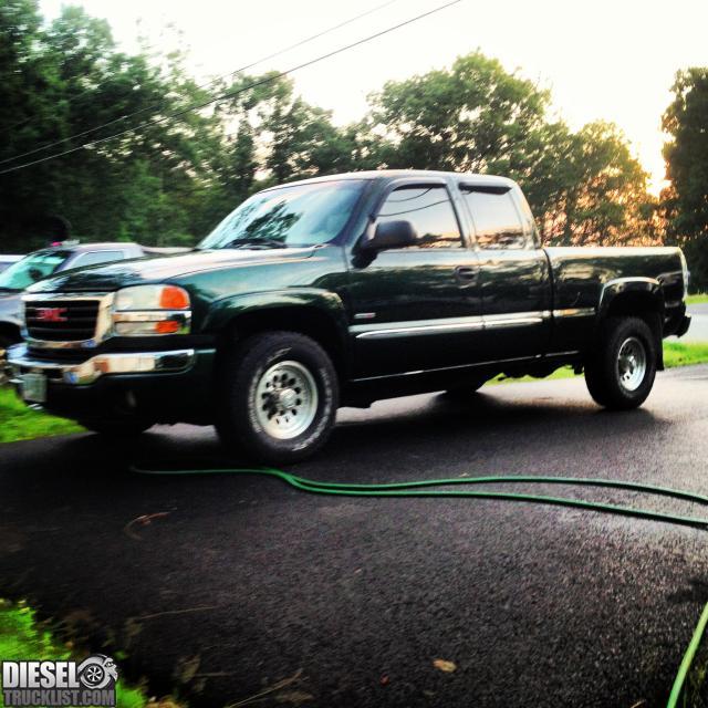 Diesel Truck List - For Sale: 2004 gmc Sierra 2500hd