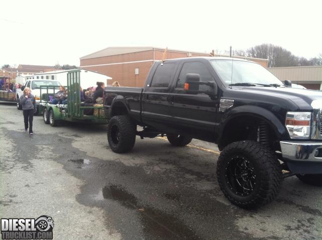 Diesel Truck List For Sale 2008 Ford F250 Lifted