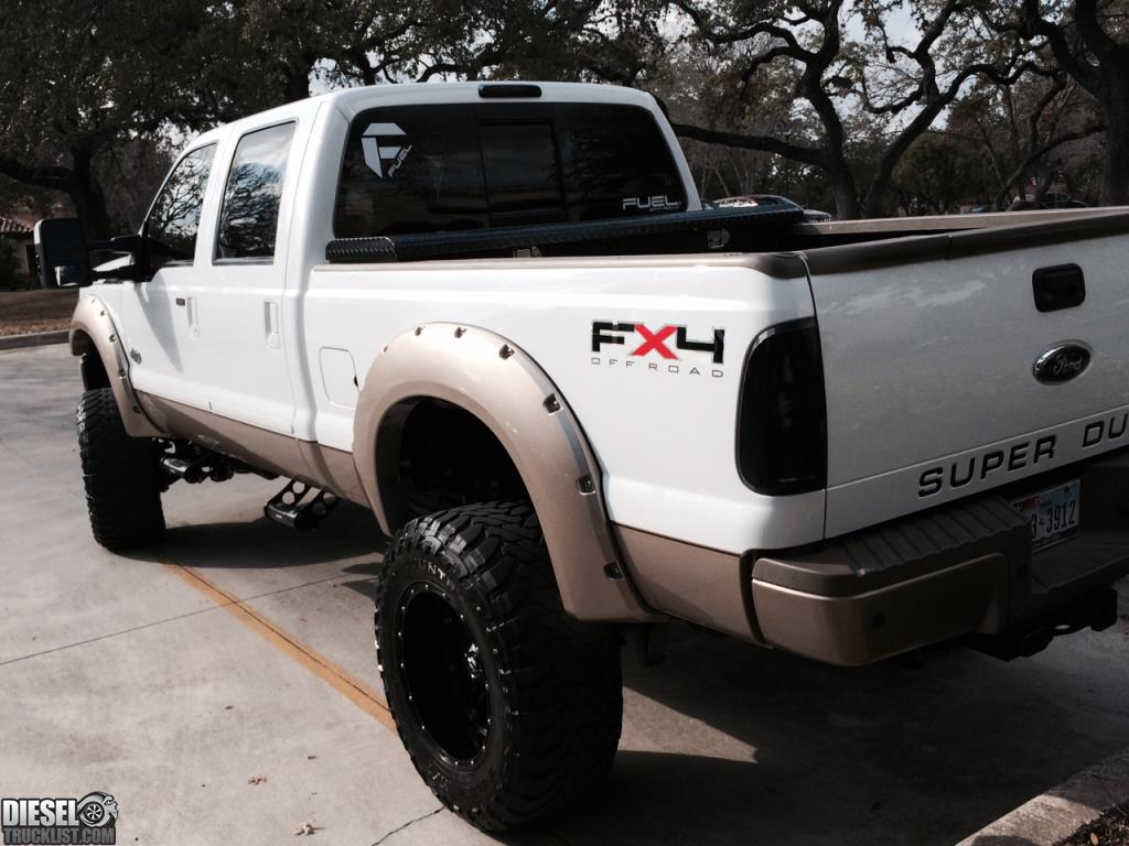 Diesel Truck List For Sale 2011 Ford F250 King Ranch Lifted