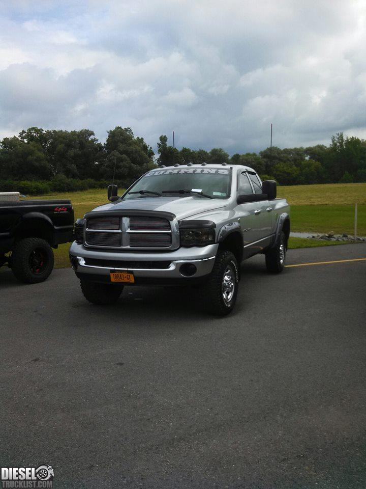 Diesel Truck List For Sale 2004 5 Dodge Ram 2500