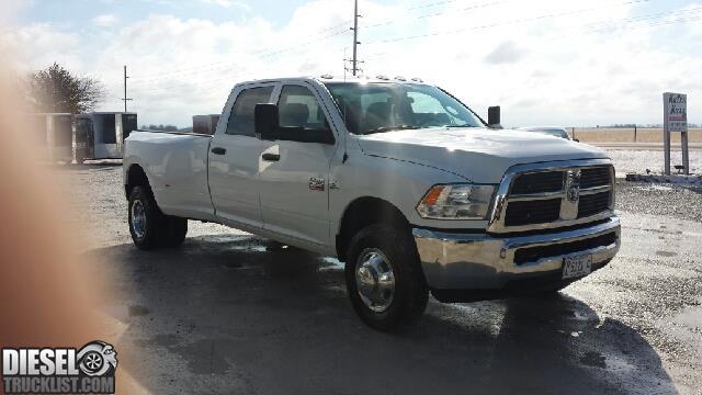 diesel truck list for sale 2012 ram 3500 4x4 crew cab 6 7 diesel. Black Bedroom Furniture Sets. Home Design Ideas