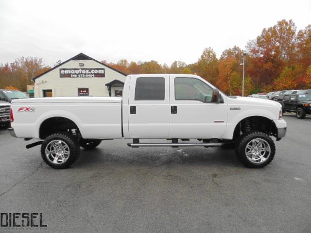 diesel truck list for sale just lifted 2005 ford f 350 lariat crew cab 4x4 long bed diesel. Black Bedroom Furniture Sets. Home Design Ideas