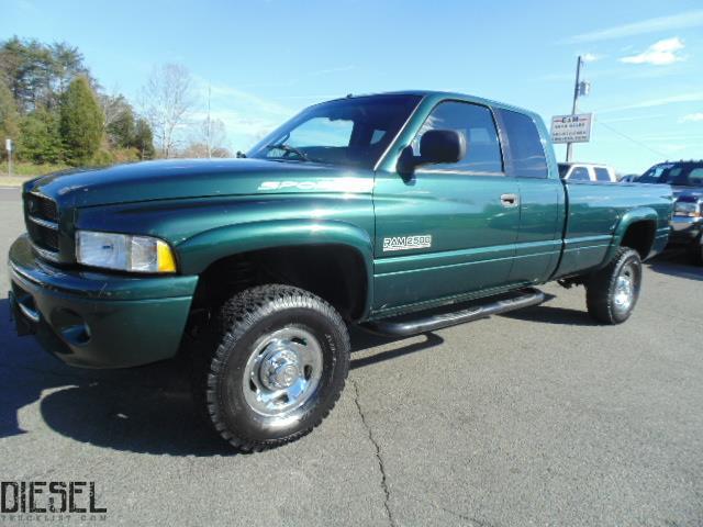 diesel truck list for sale 1999 dodge ram pickup 2500 sport quad cab 4x4 long bed. Black Bedroom Furniture Sets. Home Design Ideas