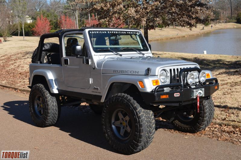 torquelist for sale 2005 jeep rubicon unlimited on 37s. Black Bedroom Furniture Sets. Home Design Ideas