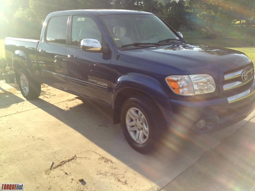 TORQUELIST - For Sale: 05 Toyota Tundra Double Cab