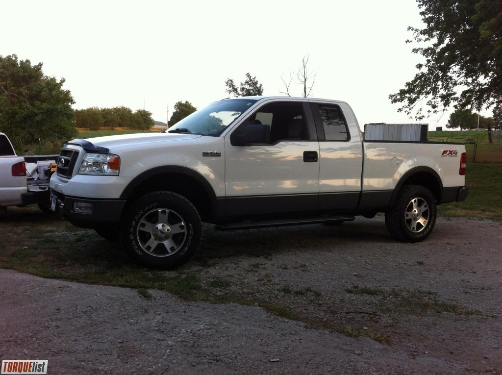 Torquelist For Sale 2005 Ford F150 Fx4