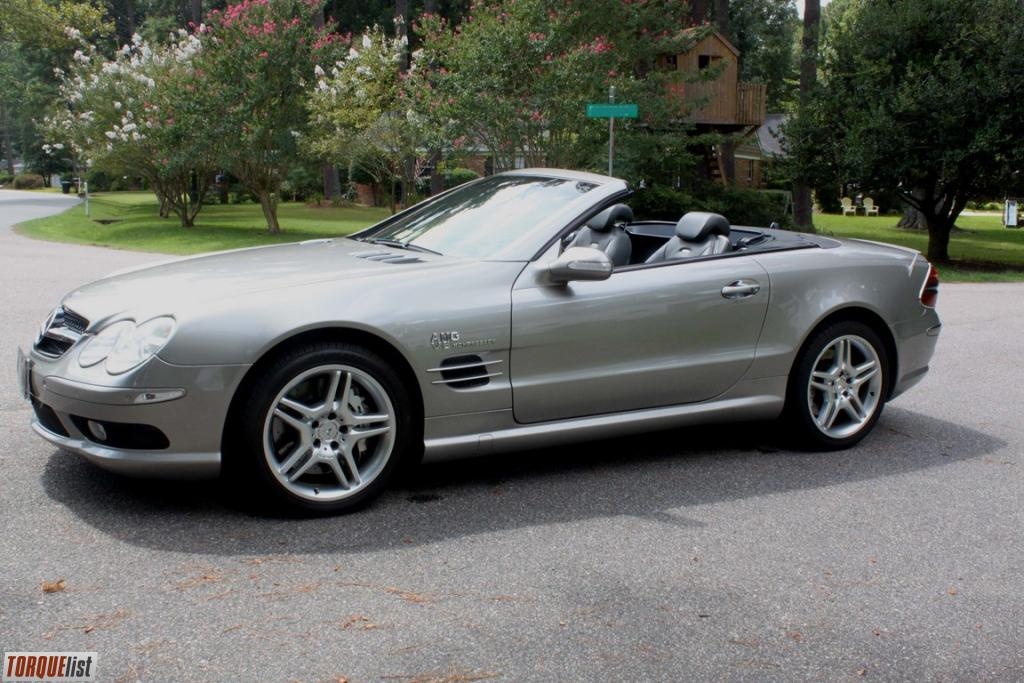 Torquelist for sale 2003 mercedes benz sl55 amg for For sale by owner mercedes benz