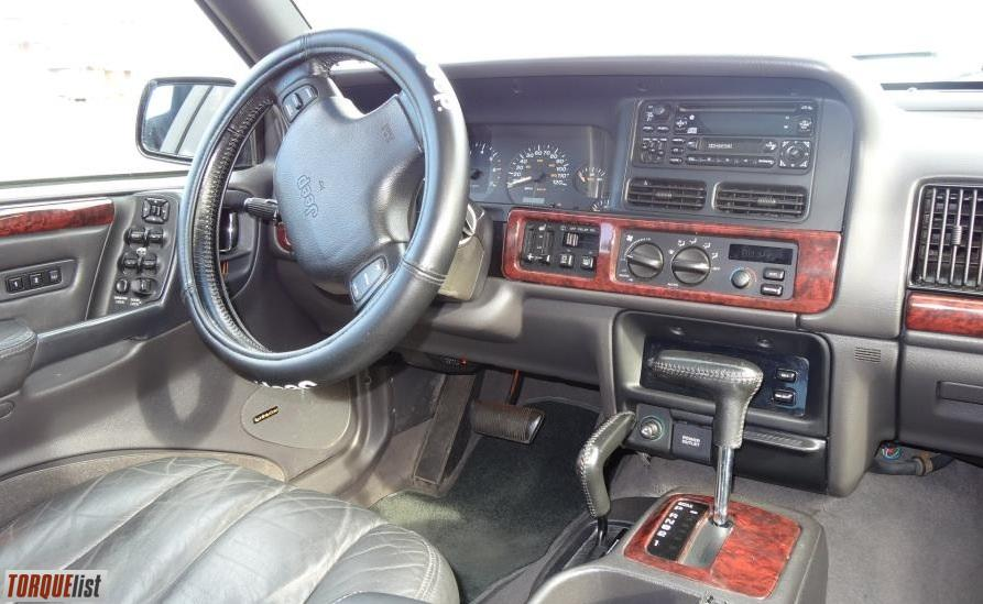 Torquelist For Sale For Sale 1998 Jeep Grand Cherokee 5 9 Limited