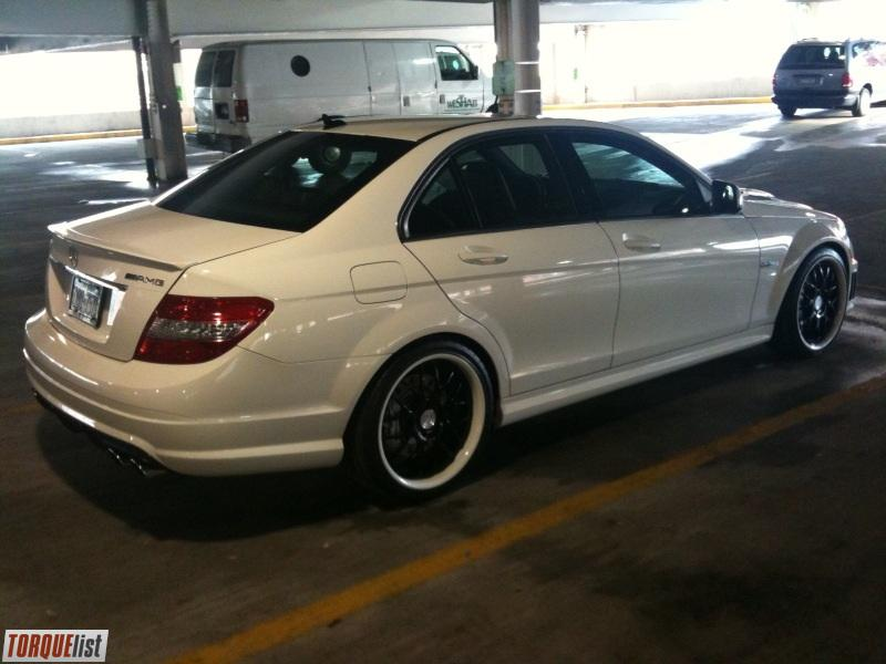 torquelist for sale 2008 mercedes benz c63 amg. Black Bedroom Furniture Sets. Home Design Ideas