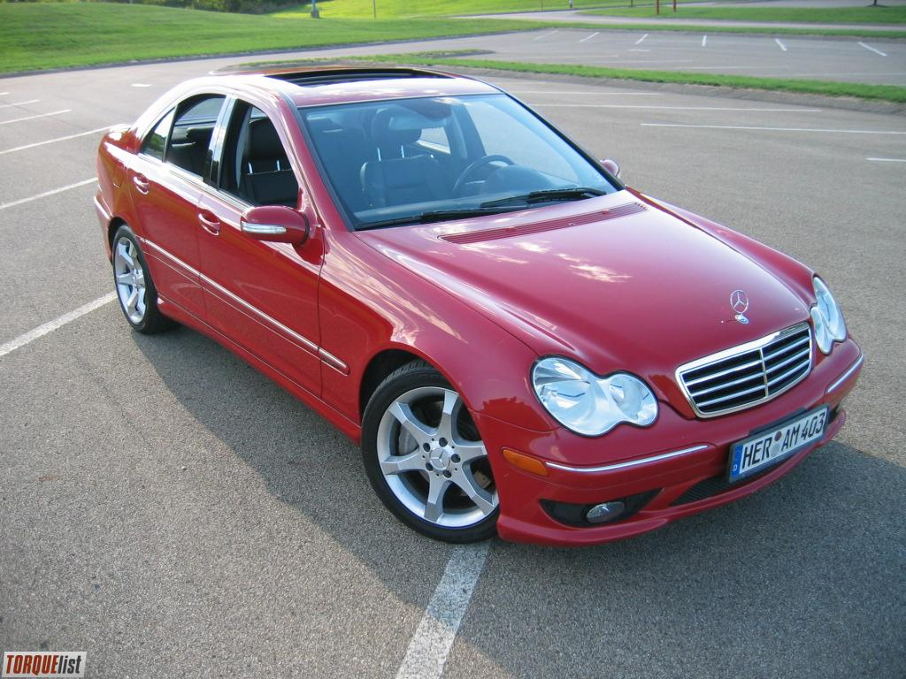 2007 mercedes c230 white for sale
