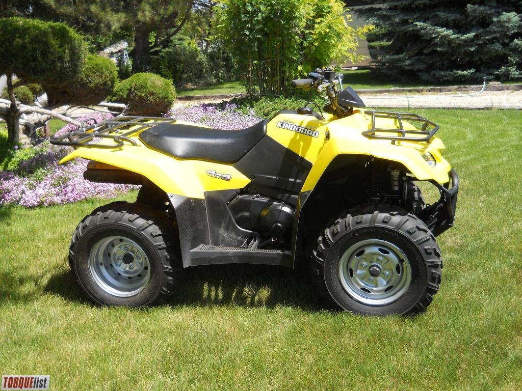 Suzuki Quads For Sale For Sale 2011 Suzuki Kingquad