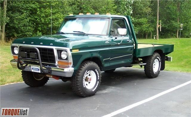 1978 Ford Trucks For sale: 1978 ford f150 4x4