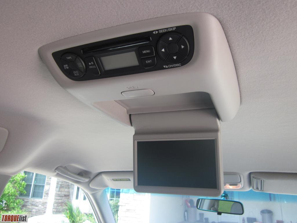 Torquelist For Sale 2004 Honda Odyssey Ex L Minivan W Dvd