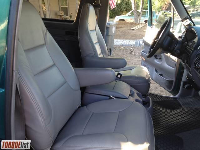 Torquelist For Sale 1996 Ford Bronco Supercharged V8