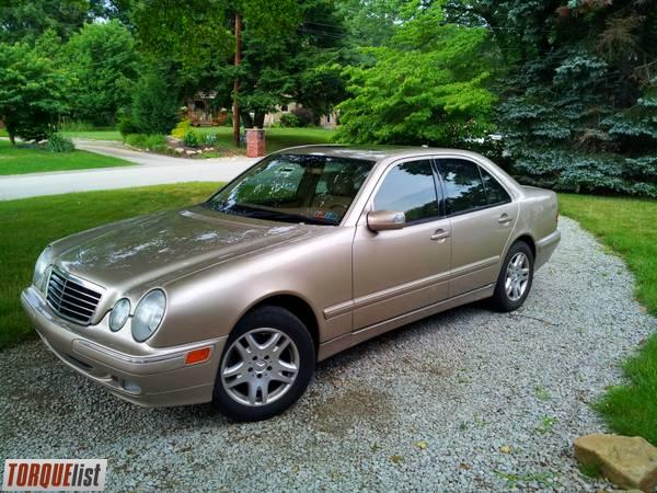 torquelist for sale 2001 mercedes benz e320