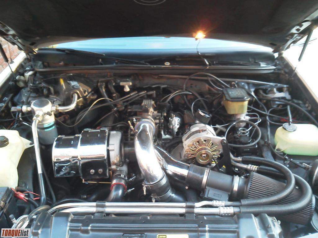 Torquelist For Sale 1986 Buick Regal T Type Turbo Grand