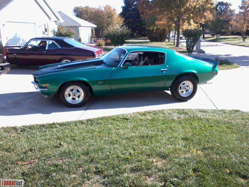 torquelist for sale 1972 camaro z28 clone. Black Bedroom Furniture Sets. Home Design Ideas