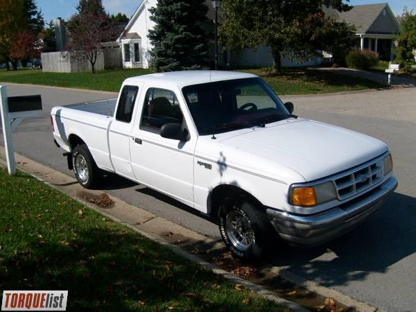 torquelist for sale 1994 ford ranger xlt extended cab. Black Bedroom Furniture Sets. Home Design Ideas