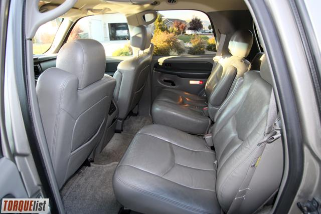 TORQUELIST - For Sale: 2003 Chevy Tahoe 4x4