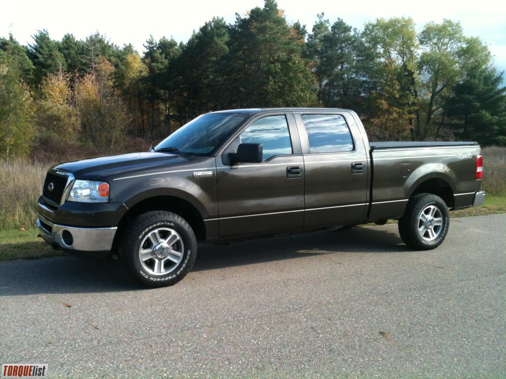 TORQUELIST For Sale 2008 Ford F 150 XLT SuperCrew 4WD 6