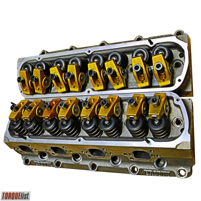 Used Small Block Ford Engines For Sale: For Sale: Brodix Heads For Small Block Ford