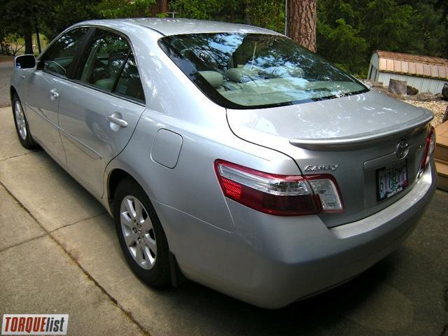 torquelist for sale 2008 toyota camry xle hybrid sedan. Black Bedroom Furniture Sets. Home Design Ideas