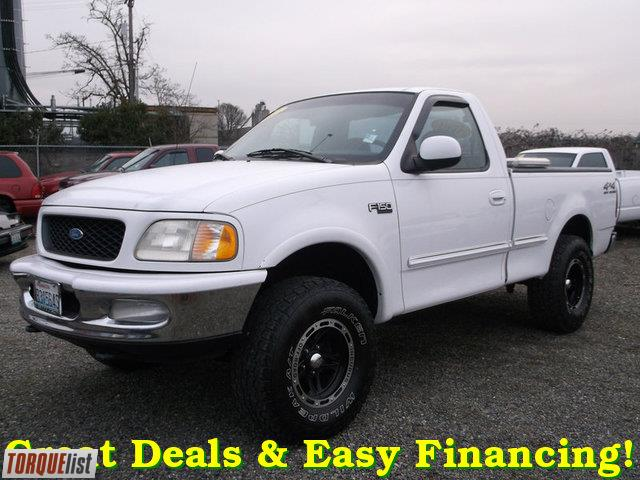 Torquelist For Sale Trade 1997 Ford F150 4x4 Lifted W