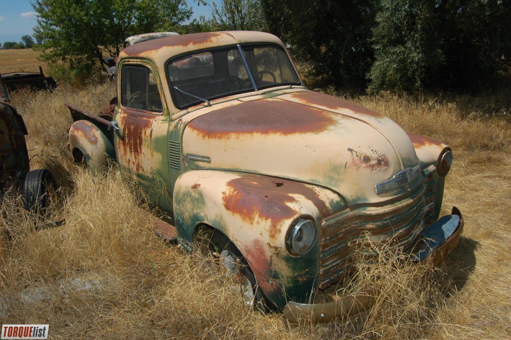 TORQUELIST - For Sale: 1947-1955 chevy trucks, panels, and suburbans.