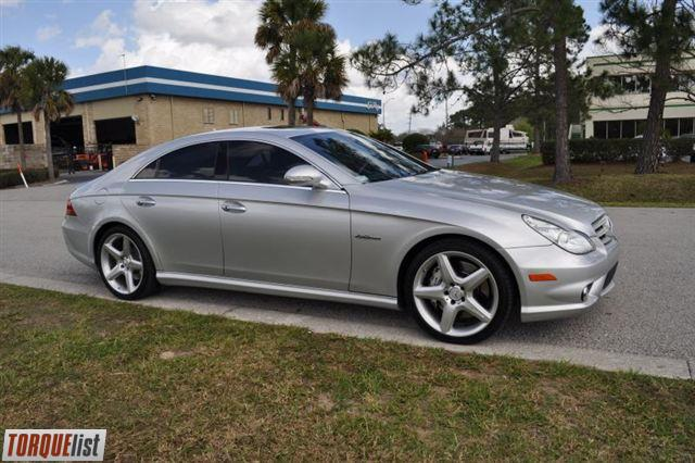 Torquelist for sale 2008 cls63 amg mercedes benz for Mercedes benz cls amg for sale