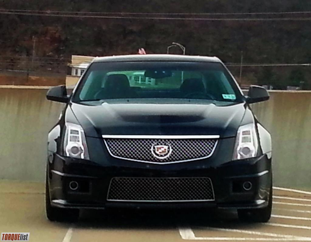 Just Bought A 2009 Cts V Sedan Few Issues