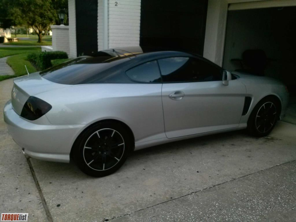 Torquelist  Trade  03 Tiburon Gt Very Very Clean