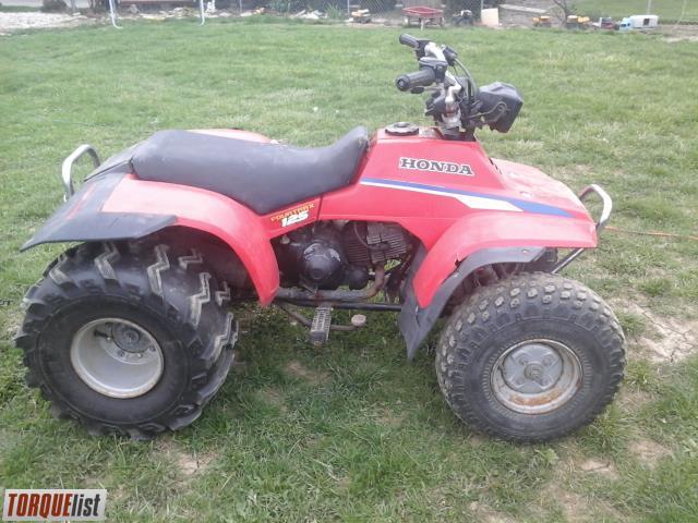 Honda four wheeler dealers in ohio