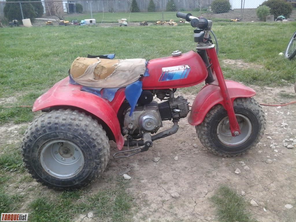 Honda Four Wheelers For Sale >> TORQUELIST - For Sale/Trade: Honda 3 & 4 wheelers