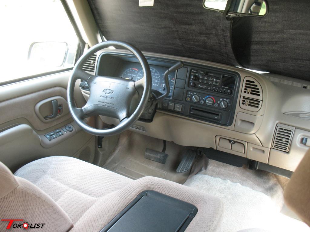 TORQUELIST - For Sale: 1996 Chevrolet Suburban K2500 7.4L ...