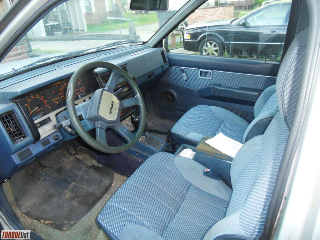 87 nissan hardbody for sale by autos post. Black Bedroom Furniture Sets. Home Design Ideas