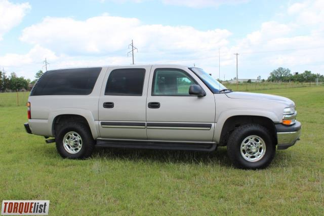 2005 Chevy Suburban 2500