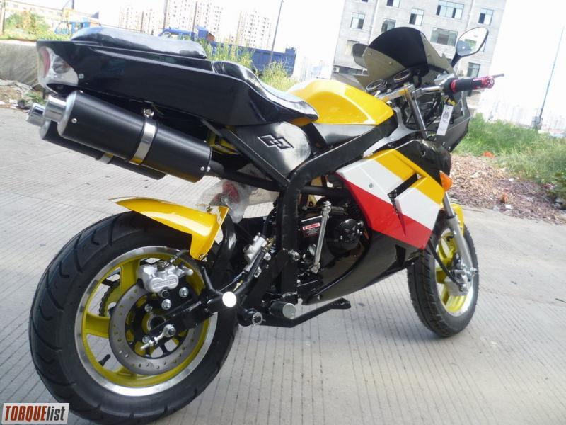 torquelist for sale new 110cc super pocket bike 4. Black Bedroom Furniture Sets. Home Design Ideas
