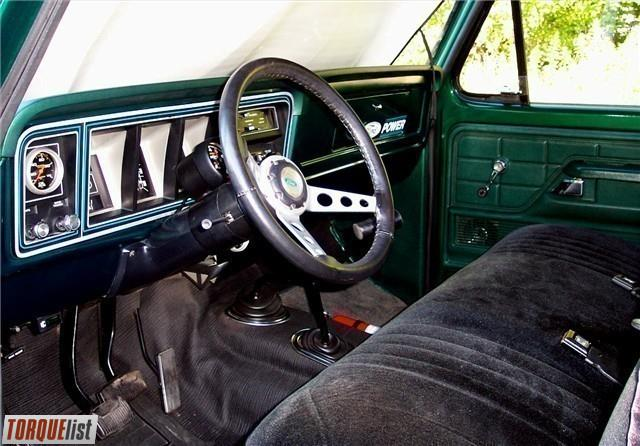 TORQUELIST - For Sale: 1978 Ford F150 4X4 Restored with ...