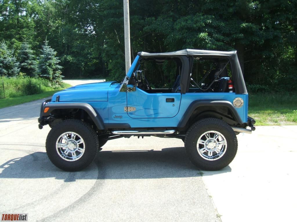 V 8 Jeep Tj For Sale Autos Post