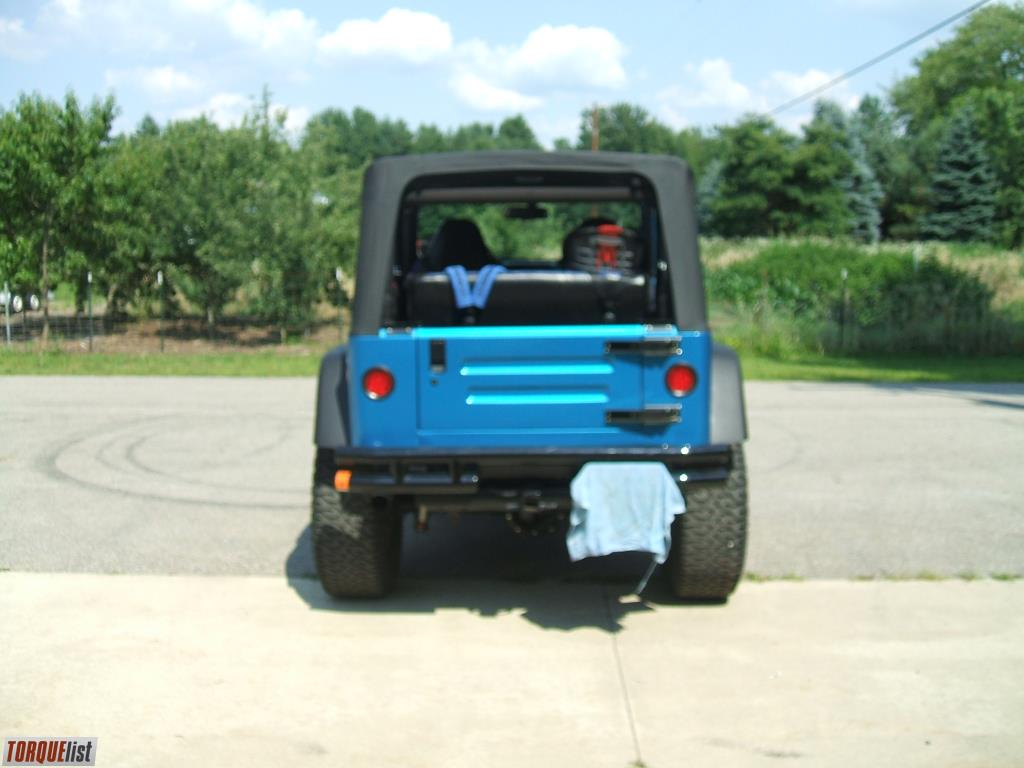 Torquelist For Sale 1997 Jeep Wrangler Tj V8 5 3l 4x4