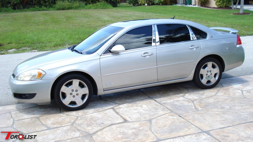 torquelist for sale 2006 chevrolet impala ss. Black Bedroom Furniture Sets. Home Design Ideas